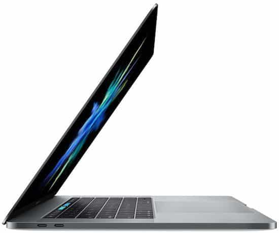 Apple MacBook Pro 15 with Touch Bar - best MacBook Deal of Black Friday 2017
