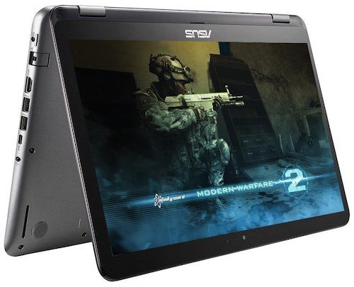 Asus 15.6 Inch High Performance Best Convertible Gaming Laptop Under $1000