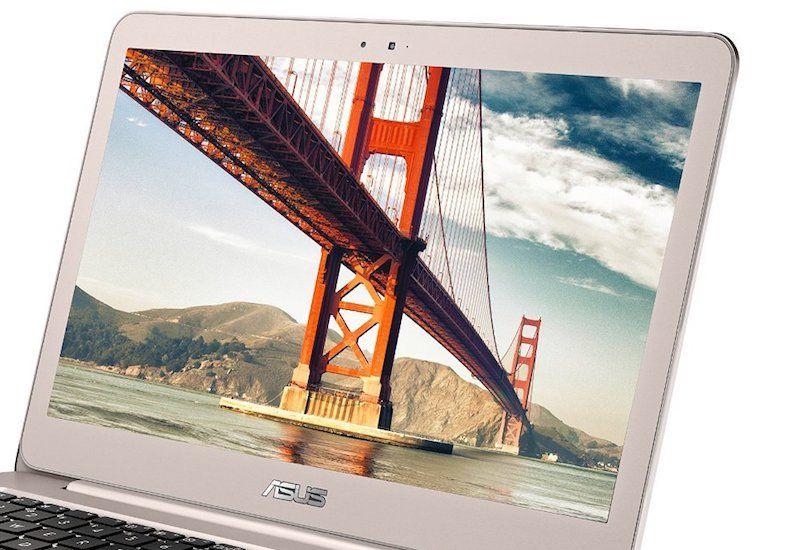Asus ZenBook UX305UA Display
