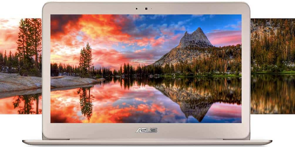 Asus ZenBook UX305UA - Video and Audio
