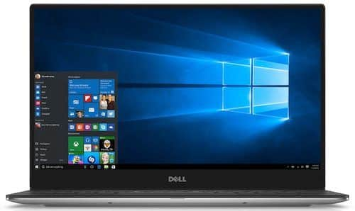 Dell XPS9360-1718SLV Microsoft Signature Edition Laptop