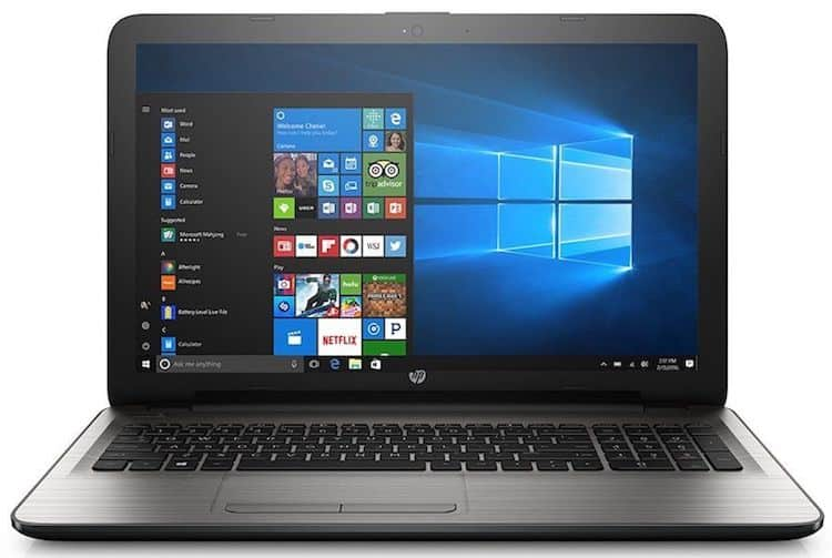HP 15-ay013nr 15.6 Inch Full HD Laptop Design