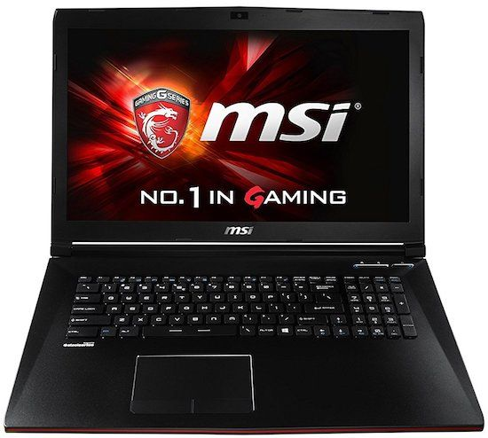 MSI GP72 Leopard Pro 694 17 Inch Gaming Laptop