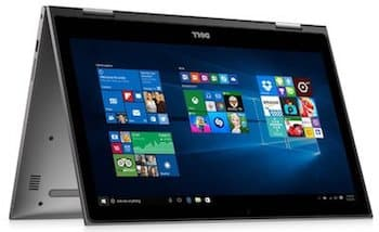 Dell i5568 7477GRY 2-in-1 Laptop