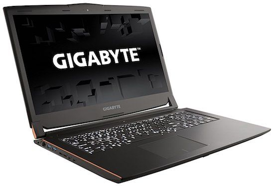 gigabyte p57wv7-KL3 17 Inch gaming notebook
