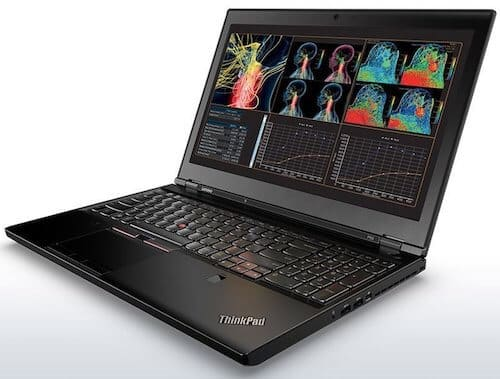 Lenovo ThinkPad P50 (Maxed Specced) - Best Workstation Laptop for CAD works 3D modeling and Rendering