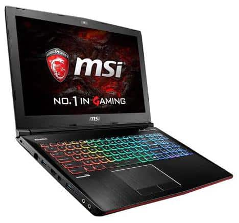 "MSI GE72 Apache Pro 023 17"" Laptop Deal of Black Friday 2016"
