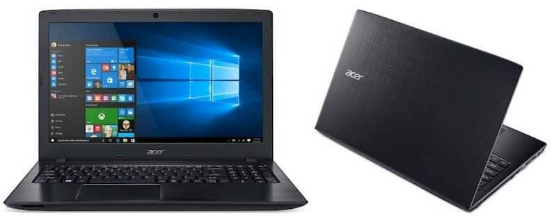 Acer Aspire E5-575-33BM Laptop - Design