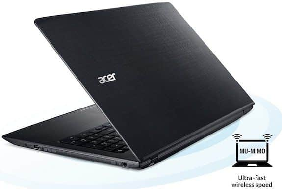 Acer Aspire E5-575-33BM Laptop Review - Hardware