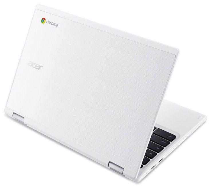 Acer Chromebook CB3-131-C3SZ Exterior
