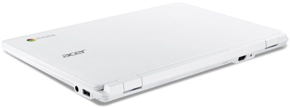 Acer Chromebook CB3-131-C3SZ Porst and Slots