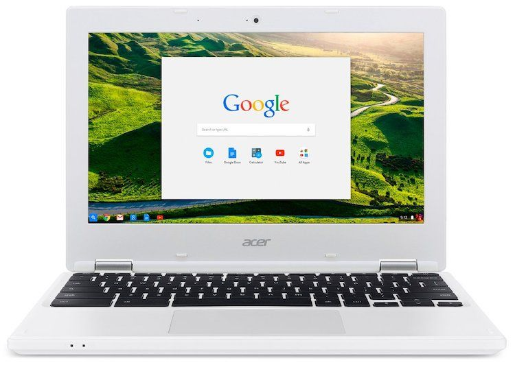 Acer Chromebook CB3-131-C3SZ 11.6 Inch Laptop Design
