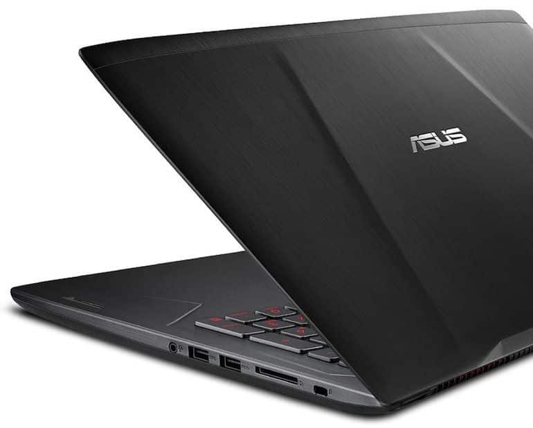 Asus FX502VM 15.3-Inch Affordable Gaming Laptop - Ports and Slots