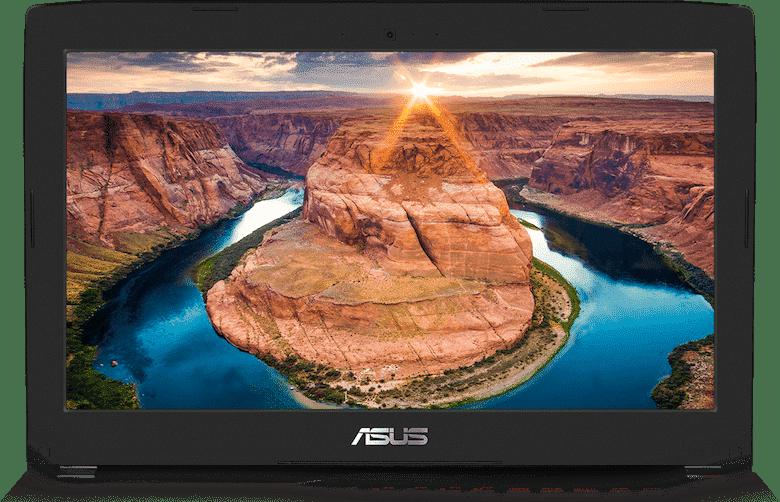 Asus FX502VM-AH51 Gaming Laptop - Display