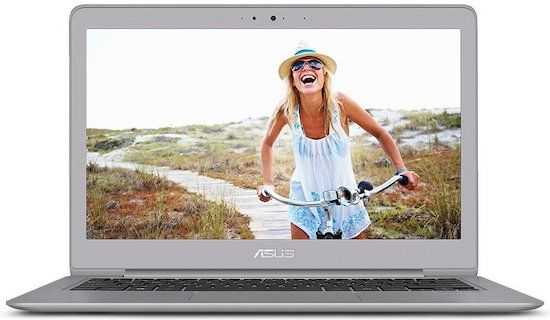 Asus Zenbook UX330UA-AH54 ultrabook with i5 processor