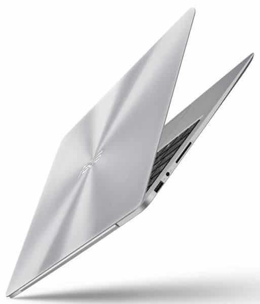 Asus ZenBook UX330UA-AH54 13.3 Inch Laptop Design