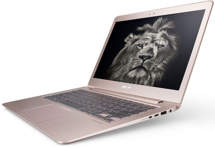 Asus ZenBook UX330UA-AH54 Laptop Design