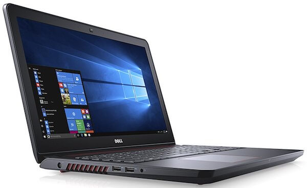 Dell Inspiron i5577-7359BLK - best gaming laptop under 700 dollars