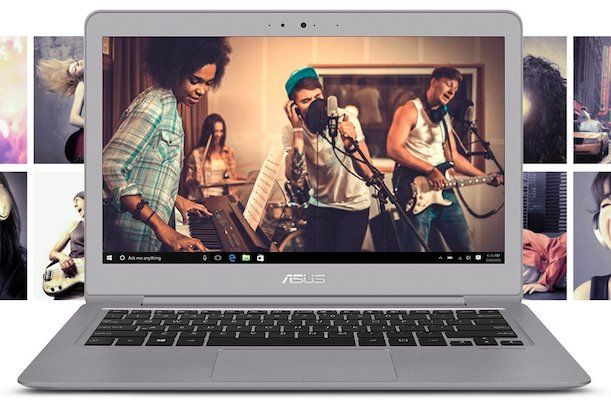 Harman Kardon Audio on Asus ZenBook UX330UA-AH54 Laptop