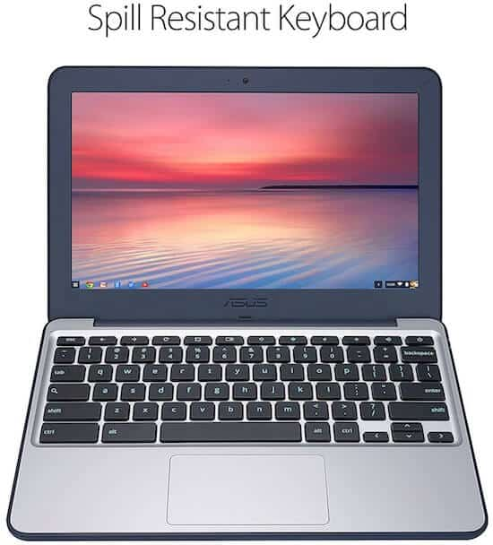 ASUS Chromebook C202SA-YS02 - best chromebooks under $300