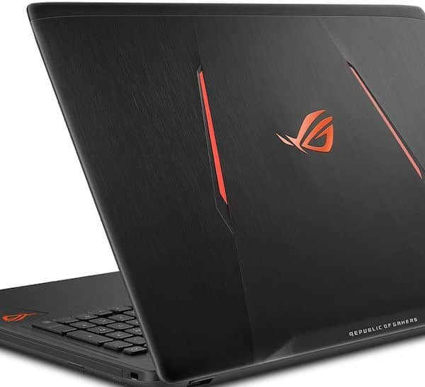 Asus ROG Strix GL553VD Gaming Laptop Build Quality Review