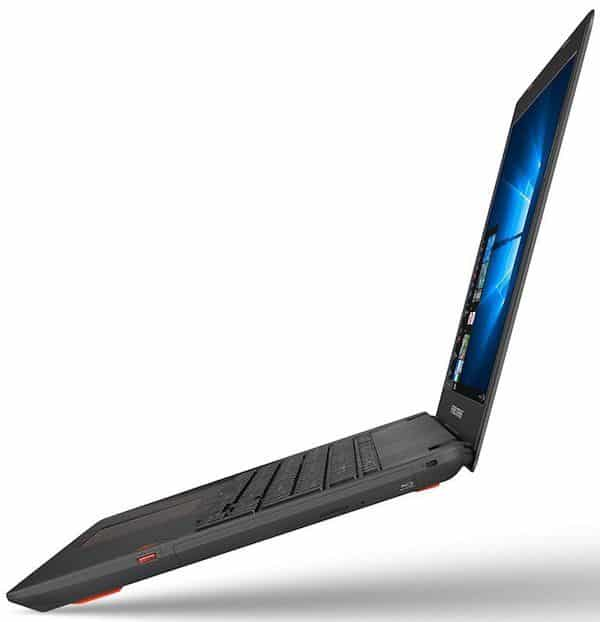 Asus ROG Strix GL553VD - Thinness