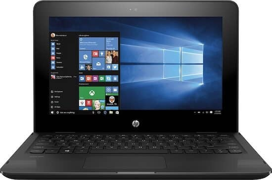 HP X360 11-AB011DX Convertible Touchscreen 11 Inch Laptop with 4GB RAM