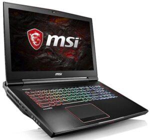 MSI GT73VR TITAN 17-Inch 4K Laptop