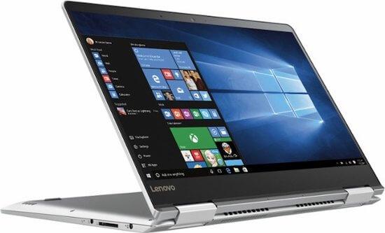 Lenovo Yoga 710 Best 14 Inch Convertible Laptop