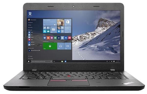 lenovo thinkpad e560 - best business laptop under $500