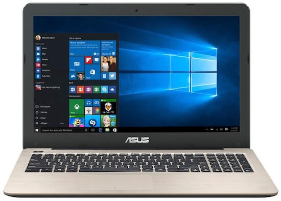 ASUS F556UA-AB54 NB 15.6 FHD Laptop Review