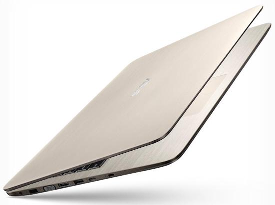 Asus F556UA-AB54 Laptop Hardware Specifications