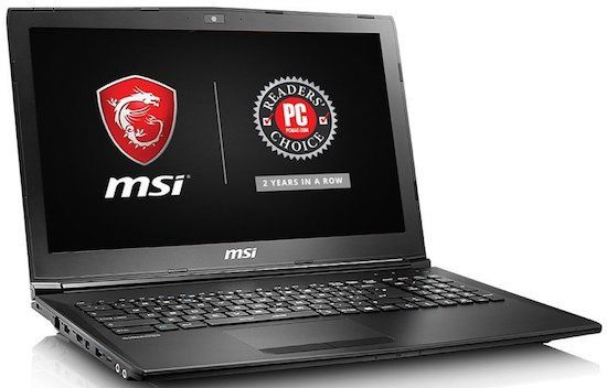 MSI GL62M 7RD-1407 High Performance Gaming Laptop