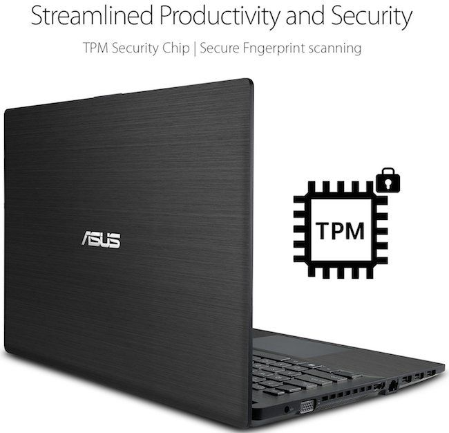 ASUS P-series P2540UA Business Laptop - Overall Performance Review