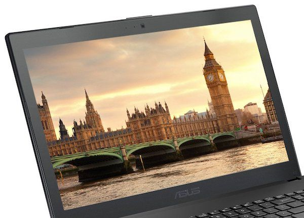 ASUS P2540UA-AB51 Laptop Review - Display