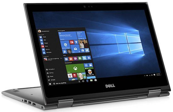 Dell Inspiron 13 5000 2-in-1 Laptop (i5379) - black friday convertible laptop deal