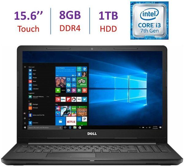 Dell Inspiron 3000 Series Laptop - best laptop under $400 2017