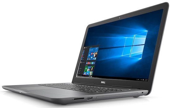 Dell Inspiron i7567 - best 17 inch laptop under $1000