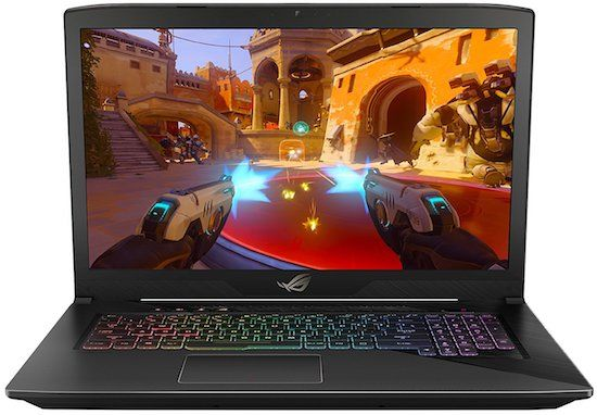 ASUS ROG STRIX GL703VD Gaming Laptop Under $1000