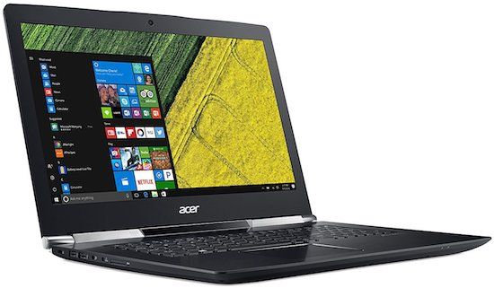 Acer Aspire V 17 Nitro Black Edition - best 17 inch gaming laptop
