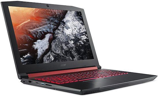 Acer Nitro 5 15 inch gaming laptop under $1000