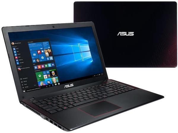 ASUS FX550IU-WSFX 15.6 Inch Full HD Gaming Laptop