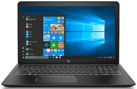HP Pavilion Power 15-cb079nr Gaming Laptop Review