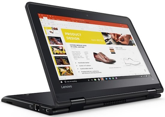 Lenovo Thinkpad Yoga 11E Convertible Ultrabook