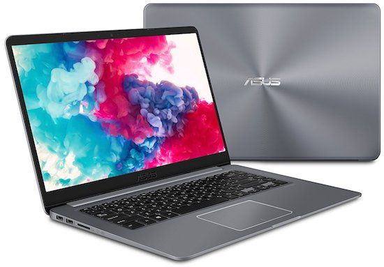 ASUS VivoBook F510UA Full HD Laptop - best laptop for college students with 8th gen Intel Processor