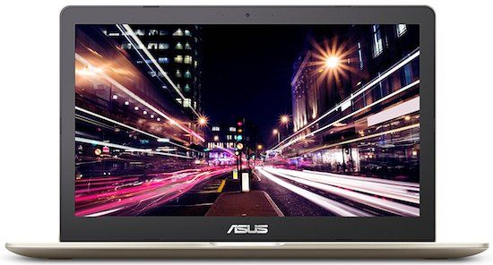 Asus VivoBook Pro with 4K display - Best Laptop For Photo Editing 2018