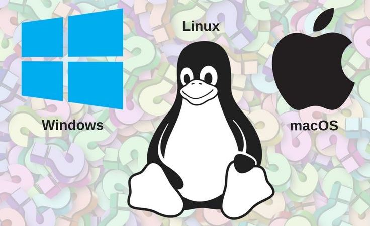 windows vs linux vs macos