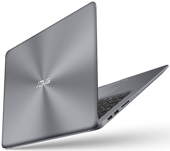 ASUS VivoBook F510UA Laptop - Design
