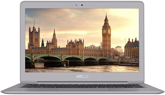 ASUS ZenBook UX330UA-AH55 - Best Laptops for College Students of 2018