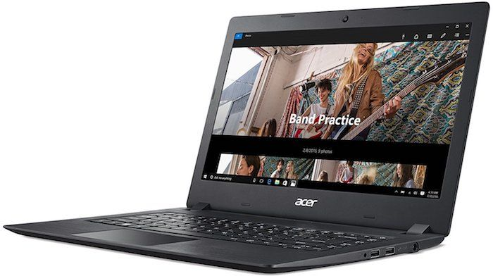 Acer Aspire 1 Speakers and Audio Quality